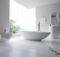 Black White Modern Bathroom Design Ideas Layout