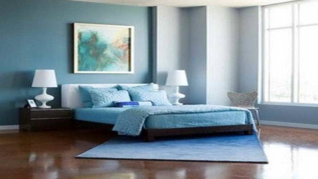 Blue Bedroom Color Schemes Combinations Colorful