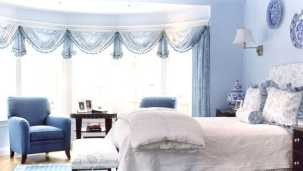 Blue Bedroom Color Schemes Designs