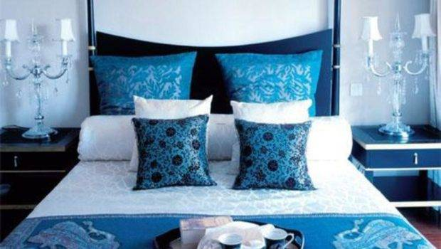 Blue Bedroom Color Schemes Reset Your Using