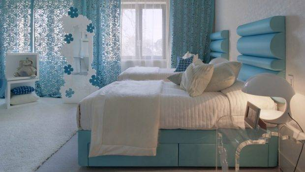 Blue Bedroom Color
