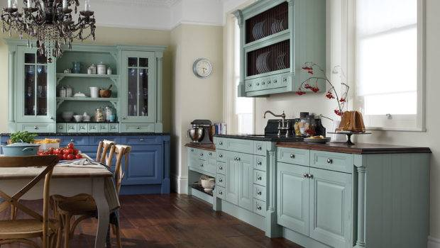 Blue Kitchen Ideas Terrys Fabrics Blog