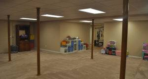 Blue Line Building Llc Basement Play Workout Area Portfolio