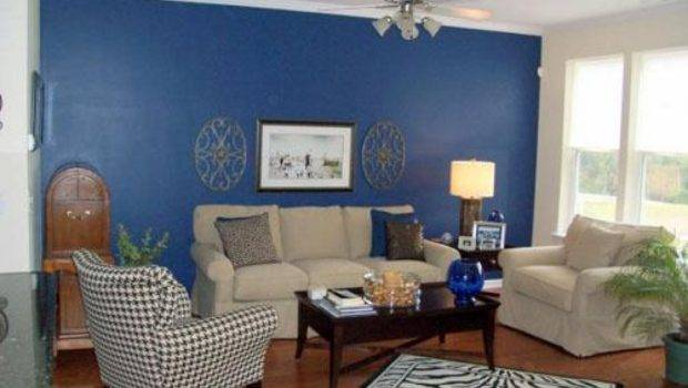 Blue Living Room Colors Success