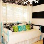 Bold Splashes Color Teen Girls Room Paint Ideas