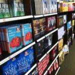 Book Into Retail Store Their Books Fly Off Shelves