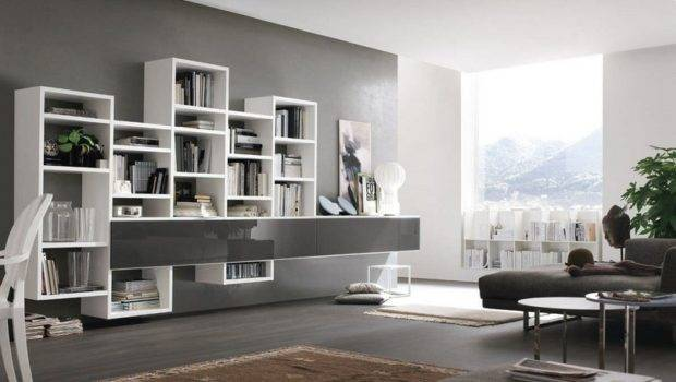 Bookcase Designs Mostbeautifulthings