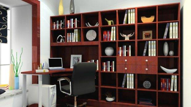 Bookcase Designs Study Room House
