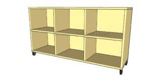Bookcase Plans Diy Leaning Bookshelf Woodguides