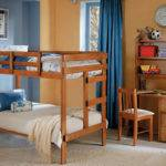 Boone Ranch Style Twin Bunk Beds Our Rugged Bed