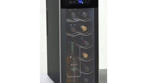 Bottle Thermoelectric Wine Cooler Refrigerator