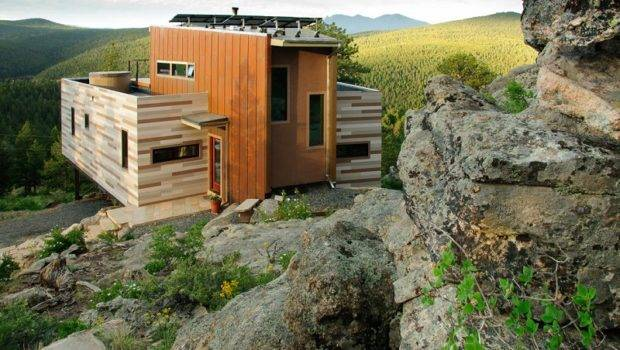 Box Cargo Container Homes Eco Friendly