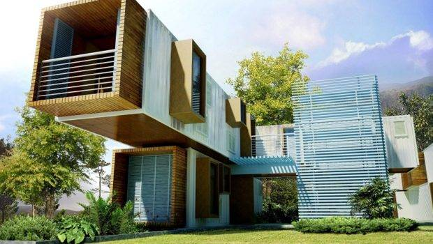 Box Cargo Container Homes Fantastic
