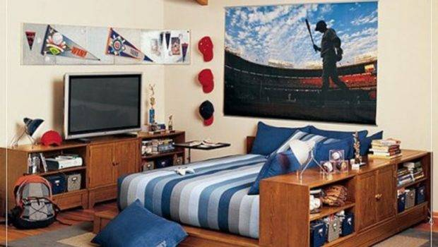 Boys Bedroom Decor Decorating Ideas Teenage