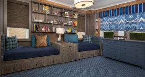 Boys Built Beds New York Interior Design Evelyn Benatar
