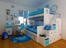 Boys Room Decorating Ideas Bunk Beds