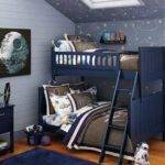 Boys Space Bedroom Star Wars Outer Twins