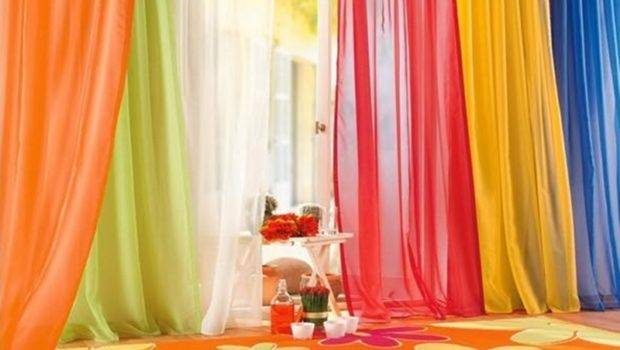 Brand New Window Curtains Hot Sale Solid Color