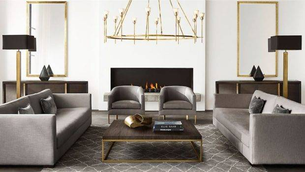 Brass Furniture Decor Modern