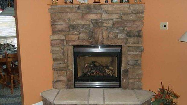 Brick Fireplace Stone Fireplaces