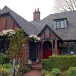Brick Tudor Home Pinterest