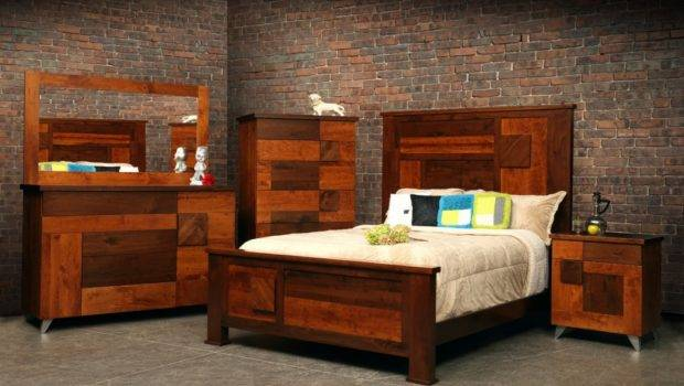 Brick Wall Design Mens Bedroom Decor Ideas Men Wit