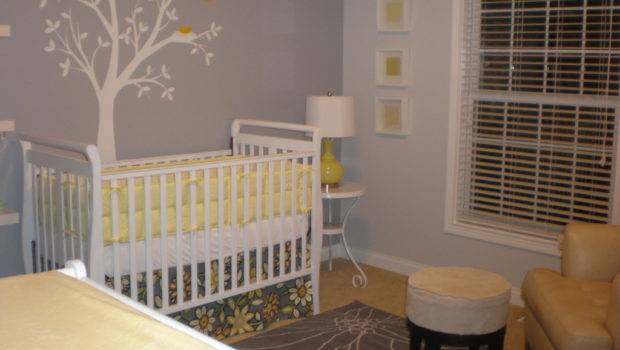 Bright Fresh Gender Neutral Nursery Project