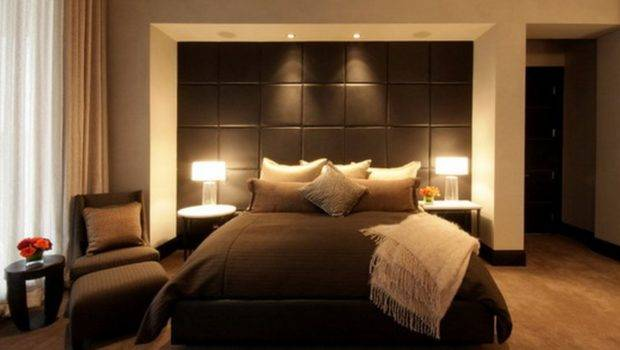 Bright Table Lamps Side Tables Inside Brown Bedroom Ideas