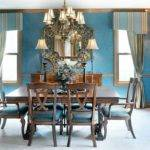 Bright Victorian Style Dining Room Concept