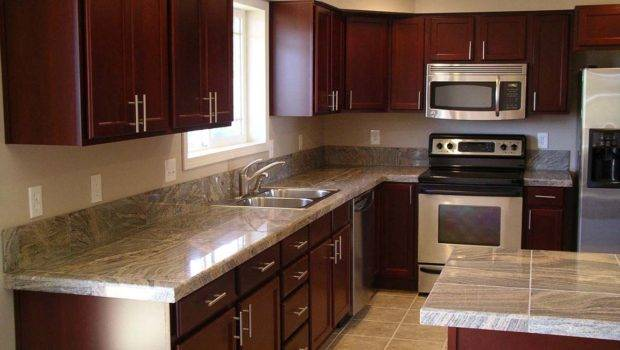 Brighter Kitchen Paint Colors Cherry Cabinets
