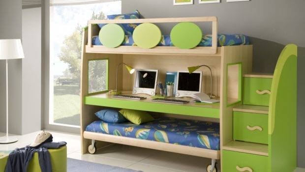 Brilliant Boys Girls Room Designs Unoxtutti Giessegi