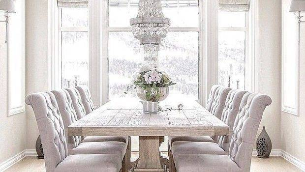 Brilliant White Dining Room Furniture Best Table