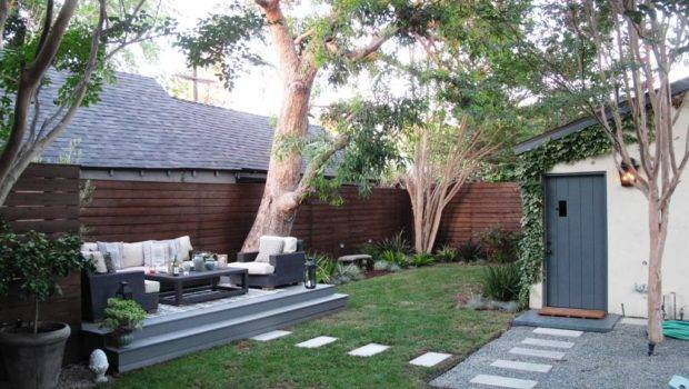 Budget Backyard Makeovers Makeover