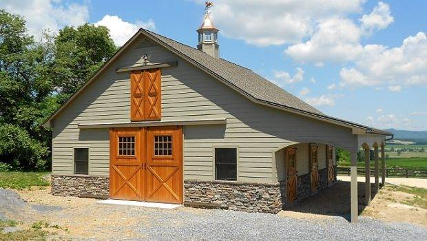 Build Barns Hayfever Farm Robbinsville Custom Pleasure Barn