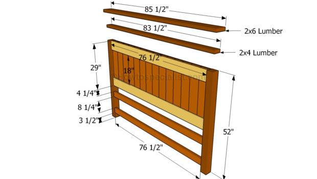 Build Bed Frame Drawers