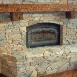 Build Country Stacked Dry Stone Fireplace Surround Ideas Interior