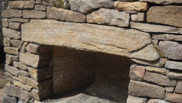 Build Outdoor Fireplace
