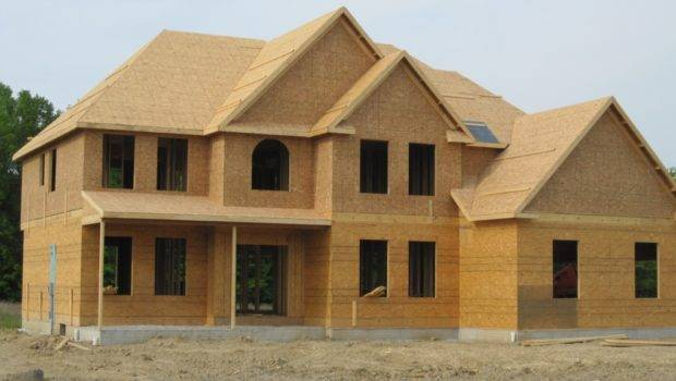 Building Permit Your New Home Armchair Builder