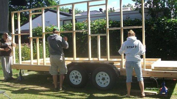 Building Tiny House Yourself Have Diy Blood