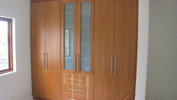 Built Bedroom Cupboard Designs Interior