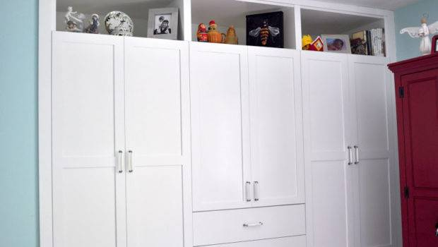 Built Closet Drawers Toy Storage Ideas Declutter Your Home