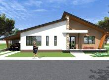 Bungalow House Design Model Modern Bungalows