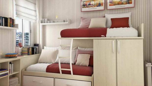 Bunk Bed Design Ideas Small Bedrooms