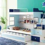 Bunk Bed Design Storage Stair Modern Bedroom Ideas
