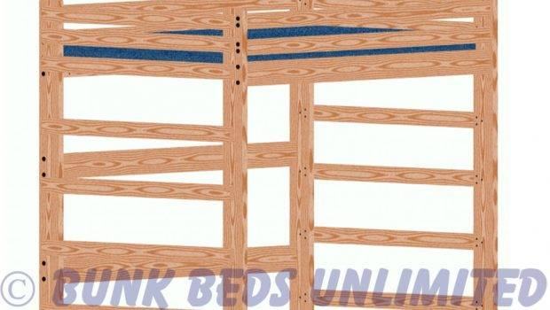 Bunk Bed Plans Projectplans Loft