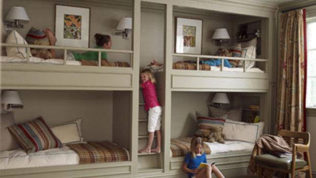 Bunk Beds Brood Great Ideas Sleeping More Than Two