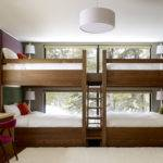 Bunk Beds Decorating Ideas Kids Contemporary Design