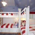 Bunk Beds Decorating Ideas Kids Traditional Design