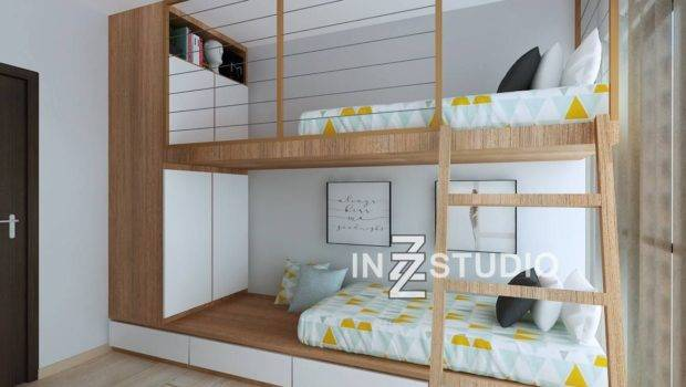 Bunk Beds Great Ways Add More Space Room