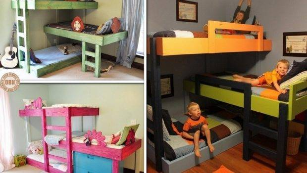 Bunk Beds Incredible Almost Wish Had Share Room